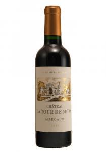 Chateau La Tour De Mons 2016 Half Bottle Margaux