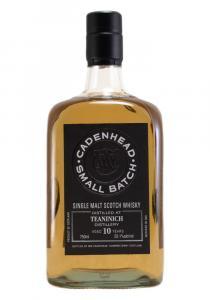 Teaninich 10 Yr. Cadenhead Bottling Single Malt Scotch