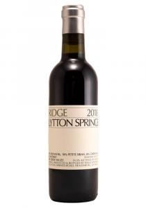 Ridge Vineyards 2018 Half Bottle Lytton Springs Red Wine
