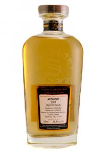 Ardmore 10 Yr. Signatory Bottling Single Malt Scotch Whisky