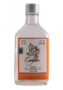 Rey Campero 200ml. Jabali Mezcal