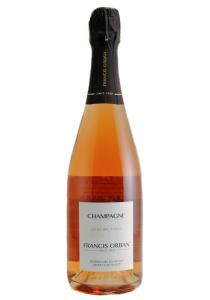 Francis Orban Extra Brut Rose Champagne