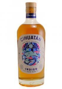 Cihuatan 8 Yr. Indigo Aged Rum