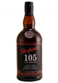 Glenfarclas 105 Cask Strength Single Malt Scotch