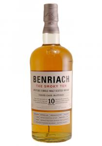 Benriach The Smoky Ten Single Malt Scotch Whisky