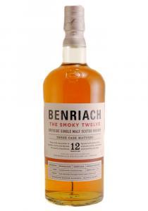 Benriach The Smoky Twelve Single Malt Scotch Whisky