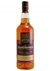Glendronach Port Wood Single Malt Scotch