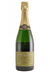 Claude Cazals Cuvee Vive Blanc de Blancs Extra Brut Champagne