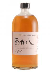 Akashi 5 Yr. Pinot Cask Finish Single Malt Japanese Whisky