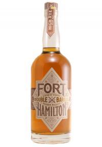 Fort Hamilton Double Barrel Straight Bourbon