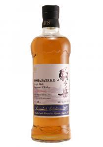 Mars Komagatake 2020 Single Malt Whisky