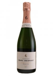 Marc Hebrart NV Rose Champagne