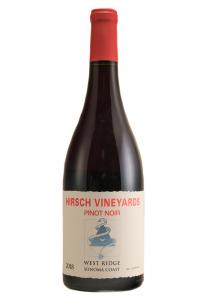 Hirsch Vineyards 2018 West Ridge Pinot Noir