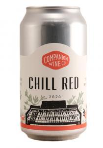 Companion Wine Co. 2020 Can Chill Red Wine