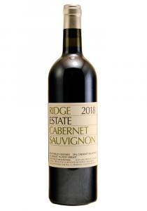 Ridge Vineyards 2018 Estate Cabernet Sauvignon