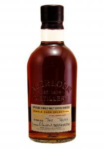 Aberlour 18 Yr. Single Cask Single Malt Scotch